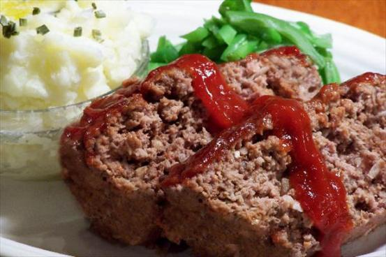 Apple Meatloaf