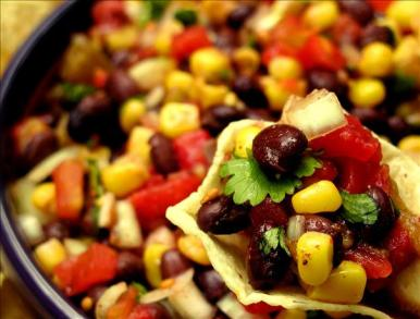 Black Bean and Corn Salsa1