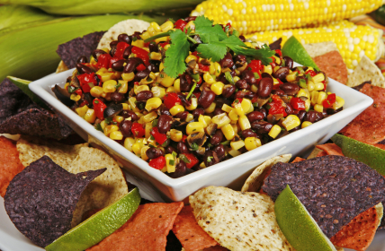 Black Bean and Corn Salsa2