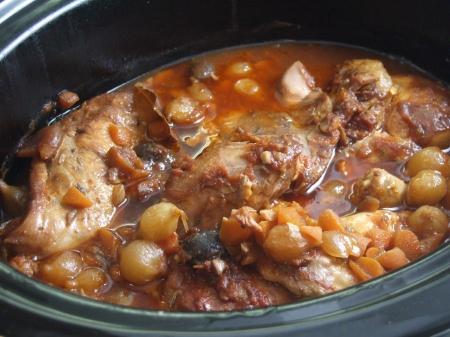 chicken recipe crock pot coq au vin recipe corner