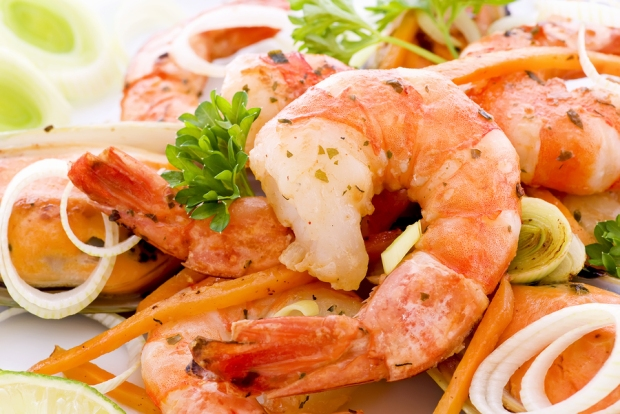healthy diet seafood recipes