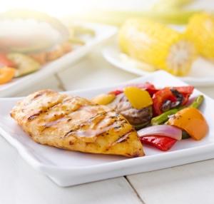Jalapeno and Orange Mustard Chicken