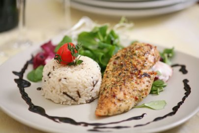 Lemon-Oregano Chicken