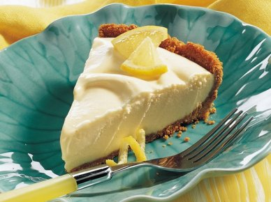 Lemonade Pie Recipe