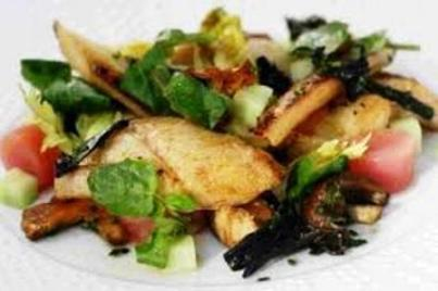 Roasted Turbot with Beer Sauce Recipe