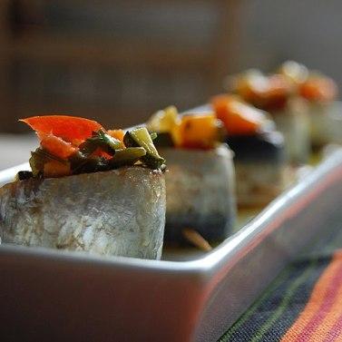 Sardine a Lescabeche Recipe