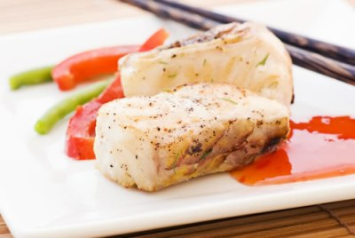 Snapper with a Sichuan Pepper Sauce