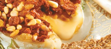 Apple Gratin With Pine Nuts Recipe