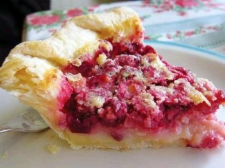 Boston Cranberry Pie Recipe