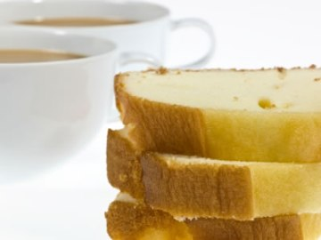 Coffee Pound Cake