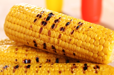 Corn with Butter and Cheese Recipe2