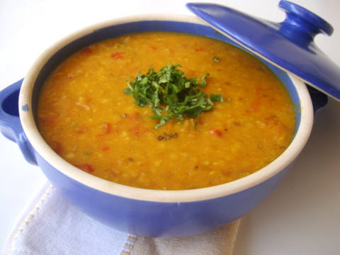 Healthy dinner recipe dal recipe corner preparation instructions dal recipe forumfinder Gallery