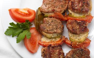 Meat Farandoles Recipe