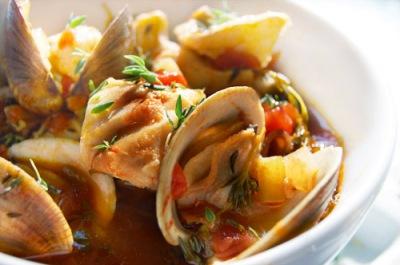 Newfoundland Seafood Chowder Recipe