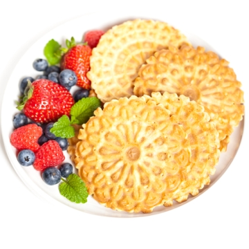 Pizzelle Cookies Recipe