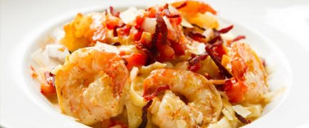 Roasted Spicy Shrimp Recipe