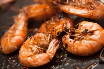 Roasted Spicy Shrimp