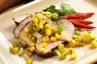 Tangy Corn Relish