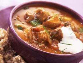 Vegetarian Goulash Recipe