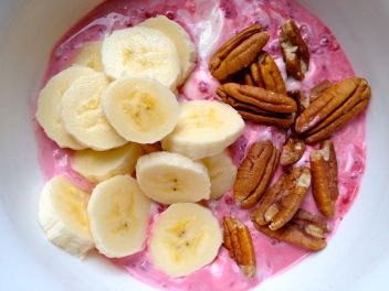 Banana and Nut Salad2