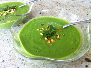 Easy Healthy Soup Recipe: Cream of Scotch Pea Soup | Recipe Corner