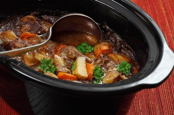 Cup o Java Beef Stew recipe