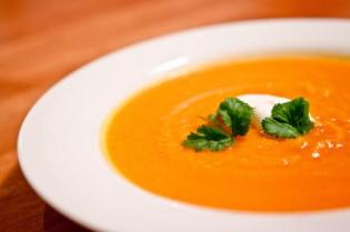 Curried Carrot Soup2