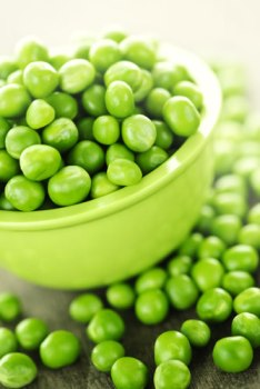 Green Peas and Mint