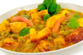 Peas Curry Recipe