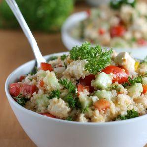 Quinoa Tabbouleh2