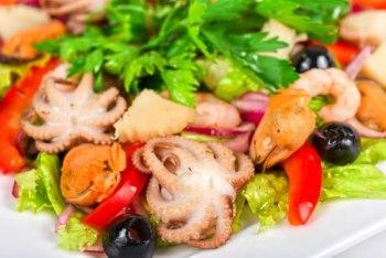Seafood Salad (Ligurian)