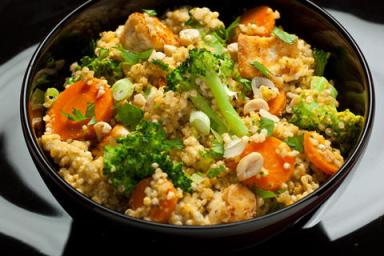 Spiced Quinoa2