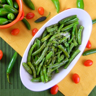 Spicy Green Beans2