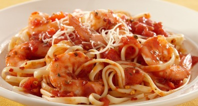 Spicy Shrimp Pasta2